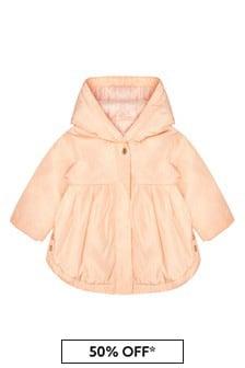 Chloe Kids Girls Pink Windbreaker