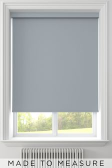 Star BO Grey Anthracite Made To Measure Blackout Roller Blind