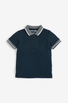 BOYS KIDS US POLO SUMMER POLO SHIRT RED BLUE WHITE AGE 3 4 5 6 7 8 9 10 11 12