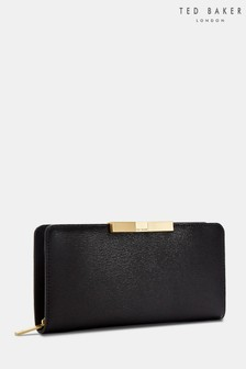 Ted Baker Black Zip Purse