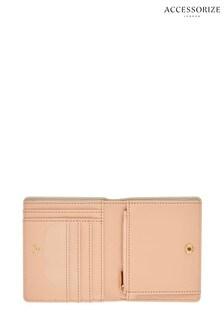 Accessorize Grey Heidi Slim Small Wallet
