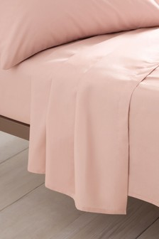 Flat Cotton Rich Sheet