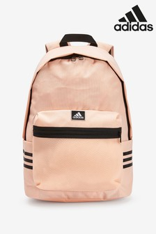 adidas Mesh 3 Stripe Backpack