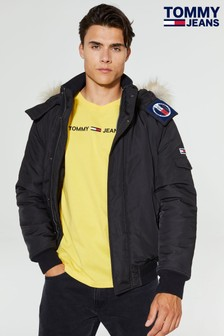 Tommy Jeans Tech Black H Jacket