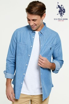 US Polo Assn Denim Shirt