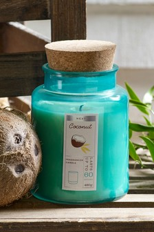 Coconut Jar Candle