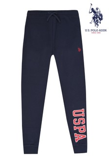 U.S. Polo Assn. Blue U.S. Polo Joggers