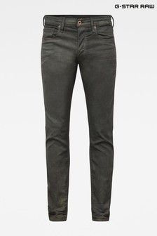 G-Star Green 3301 Slim COJ Jeans