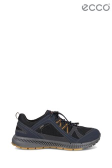 Ecco Navy Easy Toggle Waterproof Walking Boot