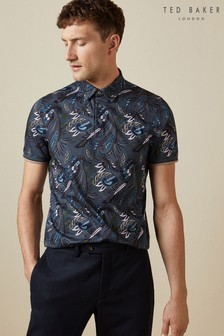 Ted Baker Highup All Over Printed Polo