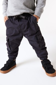 Lined Cargo Trousers (3mths-7yrs)
