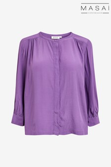 Masai Purple Irissa Blouse