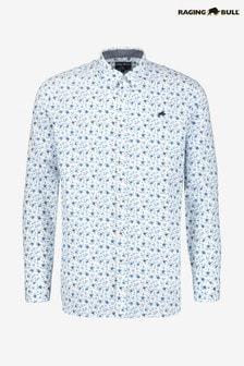 Raging Bull Blossom Print Shirt