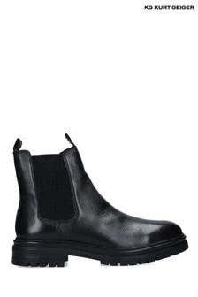 KG Kurt Geiger Black Legion Boots