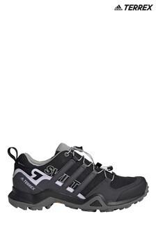 adidas Terrex Black/Lilac Swft Gortex Trainers