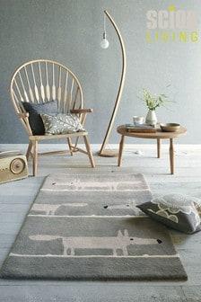 Wełniany dywan Scion Mr Fox