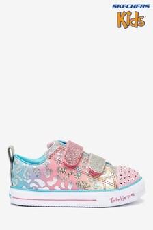 Skechers Leopard Cutie Shoes