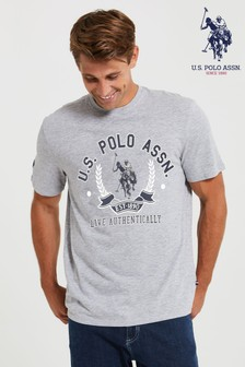 U.S. Polo Assn. College Crew T-Shirt