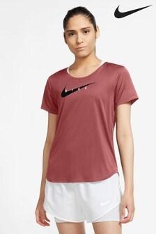 Nike Curve Swoosh Run T-Shirt