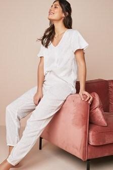 Foil Spot Pyjamas