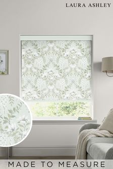 Laura Ashley Sage Parterre Made To Measure Roller Blind