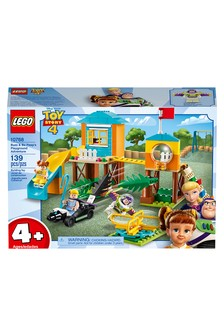 LEGO Toy Story 4 Buzz & Bo Peeps Playground Adventure