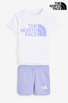The North Face® Infant Tracksuit Set