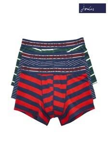Joules Crown Joules Underwear Three Pack