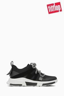 FitFlop™ Black Carita Sneaker