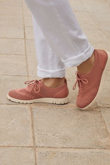 Forever Comfort® With Motion Flex Lace-Up Shoes