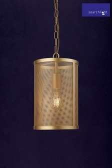 Chantilly 1 Light Pendant by Searchlight