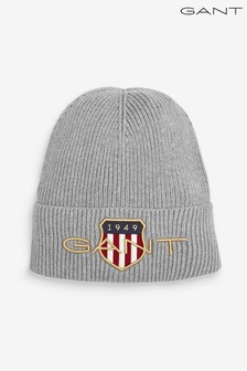 GANT Archive Shield Beanie Hat