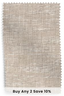 Boucle Weave Dark Natural Fabric By The Roll