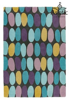 Matrix Spots Wool Rich Rug by Asiatic Rugs