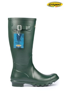 Grisport Adjustable Rubber Wellington Boots