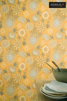Arthouse Vintage Bloom Floral Wallpaper