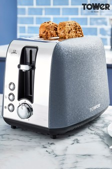 Ice Diamond 2 Slot Toaster by Tower