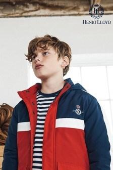 Henri Lloyd Red Nautique Jacket