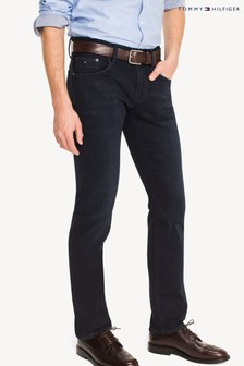 Tommy Hilfiger Blue Core Straight Denton Jeans