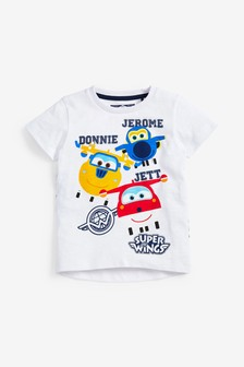 Super Wings T-Shirt (9 Monate bis 8 Jahre)