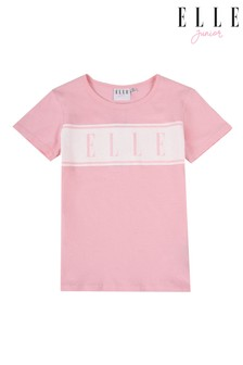 Elle Inverse Print T-Shirt