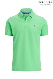 Polo Golf by Ralph Lauren Logo Stretch Short Sleeve Polo