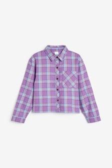 Cropped Boxy Shirt (3-16yrs)