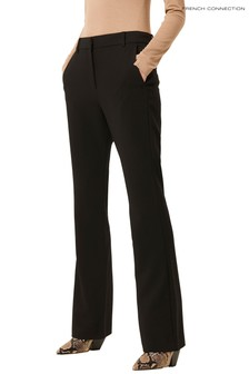 French Connection Baymai Whisper Ruther Slim Fit Trousers