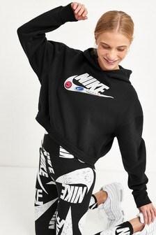 Nike JDI. DIY Pullover Hoody