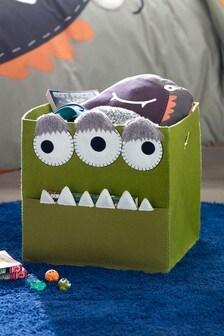 Monster Felt Storage Box
