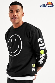 Ellesse™ Smiley Corte Sweat Top