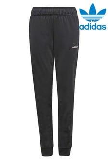 adidas Originals Black Adicolour Joggers