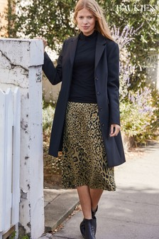 Baukjen Gold Lucienne Skirt