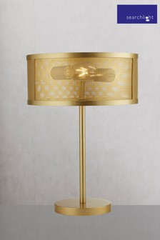 Chantilly 2 Light Table Lamp by Searchlight